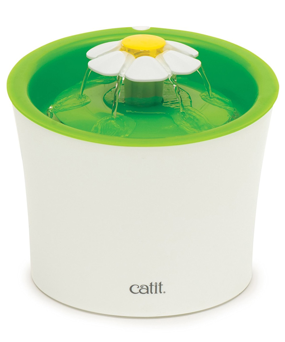 my favorite pet water fountain: Catit Flower Fountain