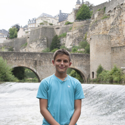 Luxembourg City and Trier (written by my son)