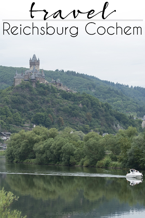 travel insights to the Reichsburg Cochem in Germany