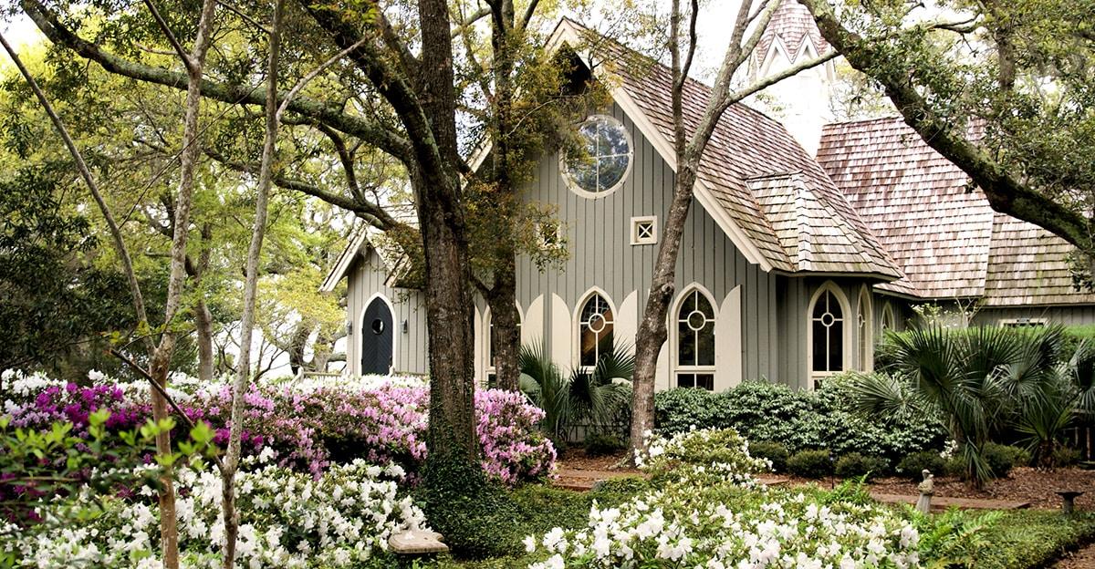The Chapel on Bold Head Island