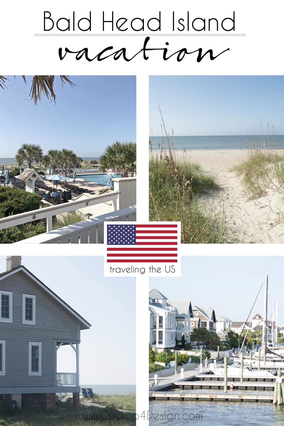 beautiful travel spots in the United States | Bald Head Island North Carolina | US Islands | Island hopping | Island traveling