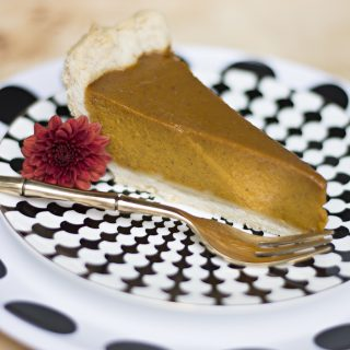 best pumpkin pie with fresh pumpkin, gluten-free version included