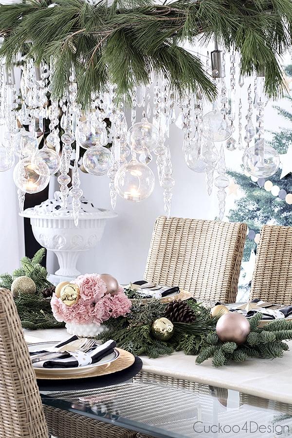 my favorite DIY Christmas decorations