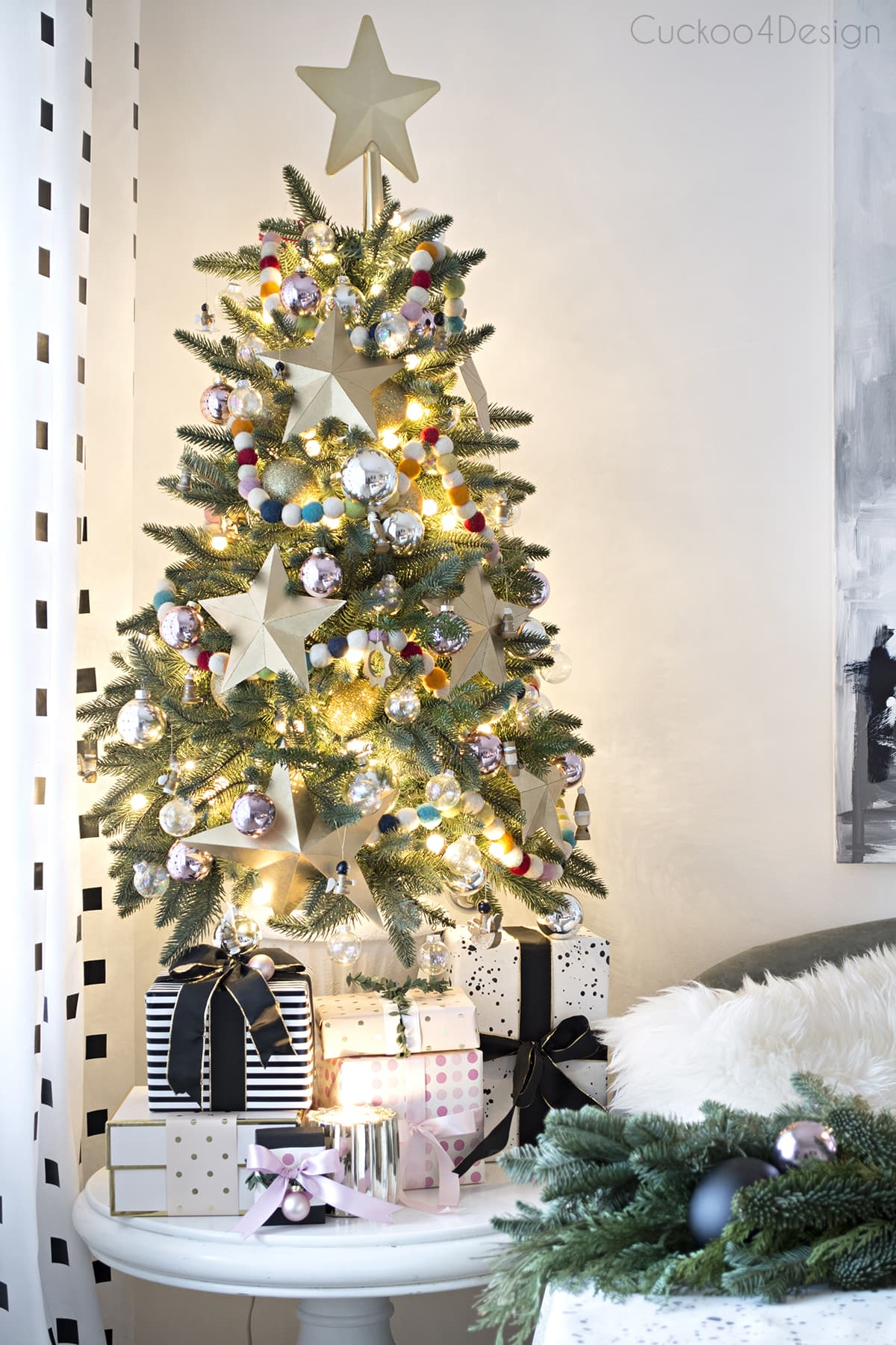 Christmas tree decorating ideas better homes and gardens for Better homes and gardens christmas decorating ideas