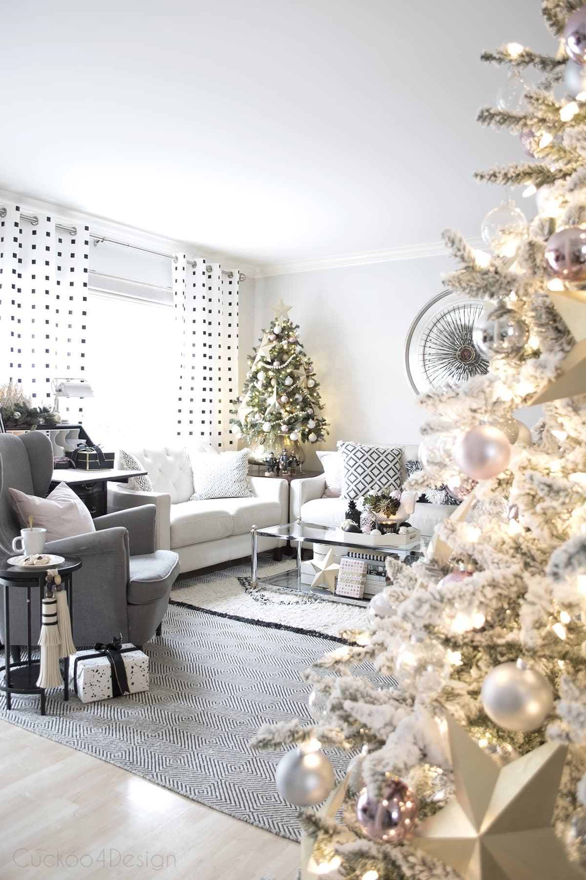 Ideas for Decorating in Gray Better Homes and Gardens ...