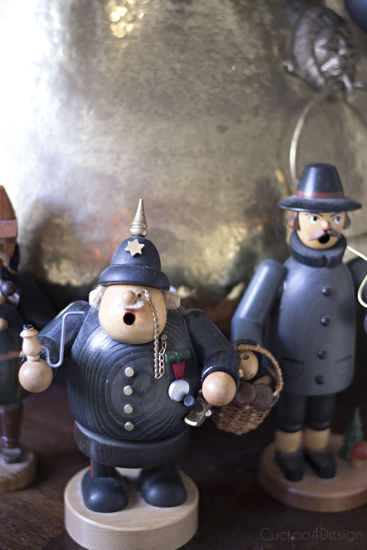 German incense smokers