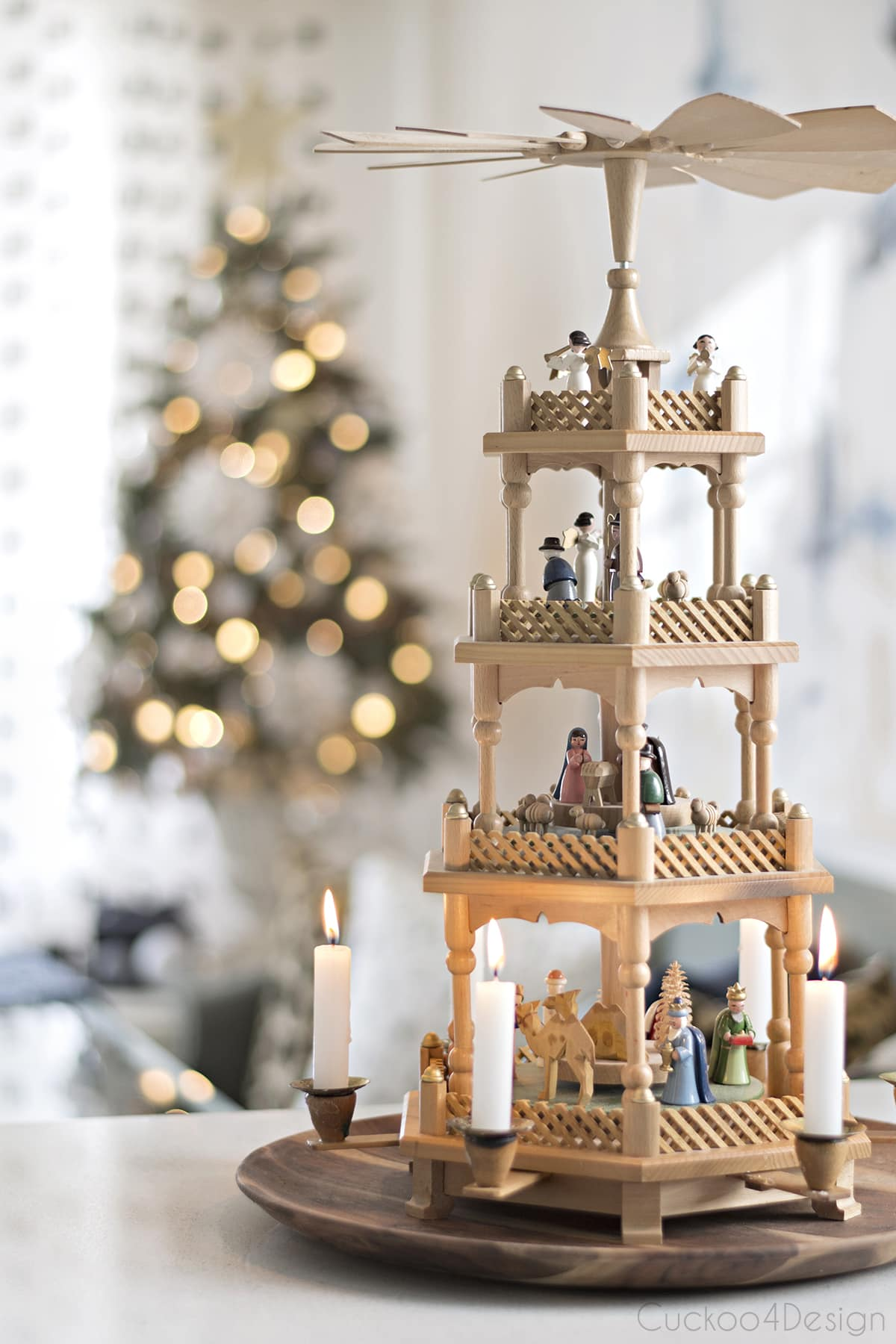 Friday Favorites: German Christmas Decorations | Cuckoo4Design
