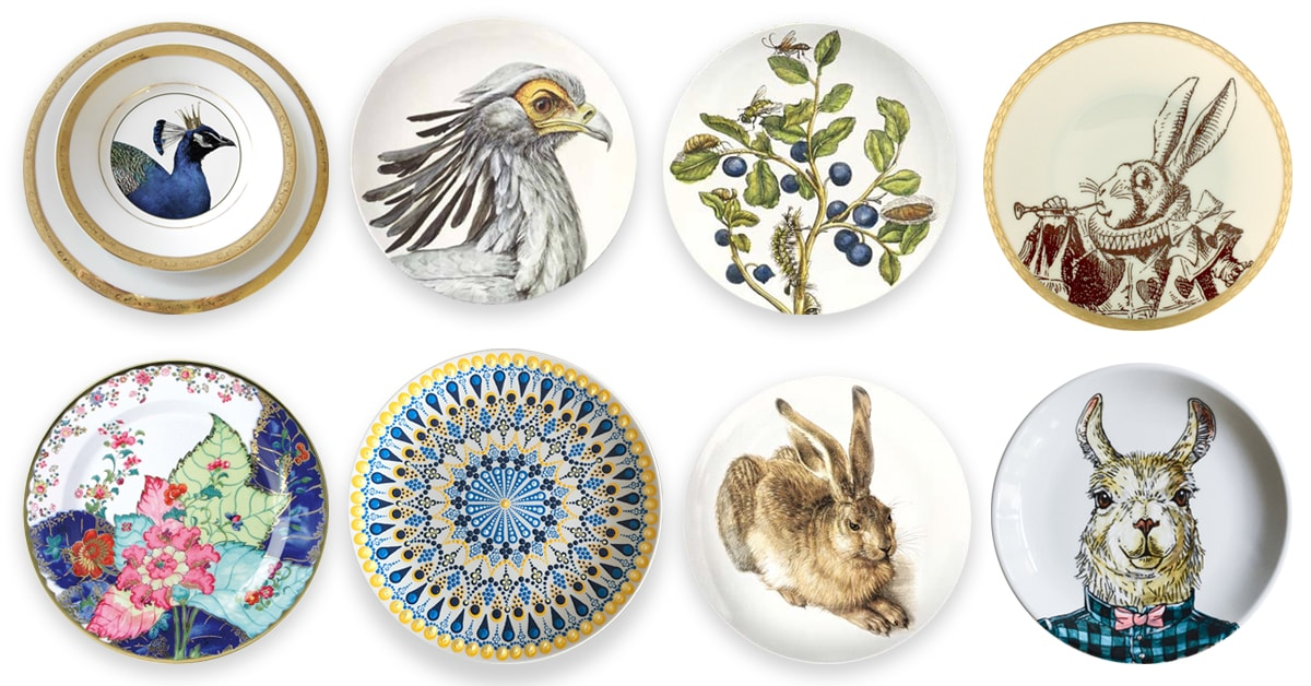 Friday Favorites: My Favorite Handmade Plates on Etsy
