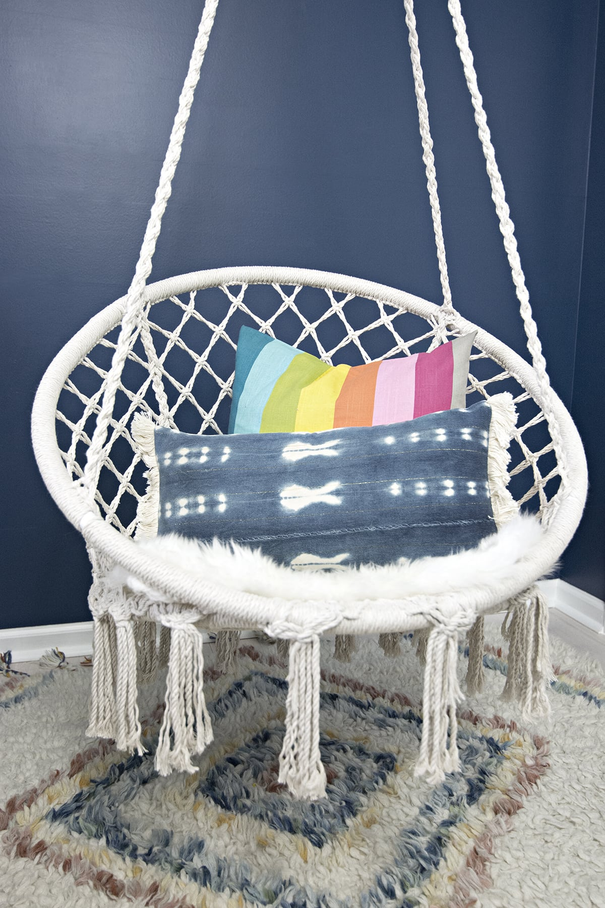 Our New Hanging Macrame Hammock Chair Cuckoo4design