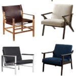 favorite modern small-scale accent chairs