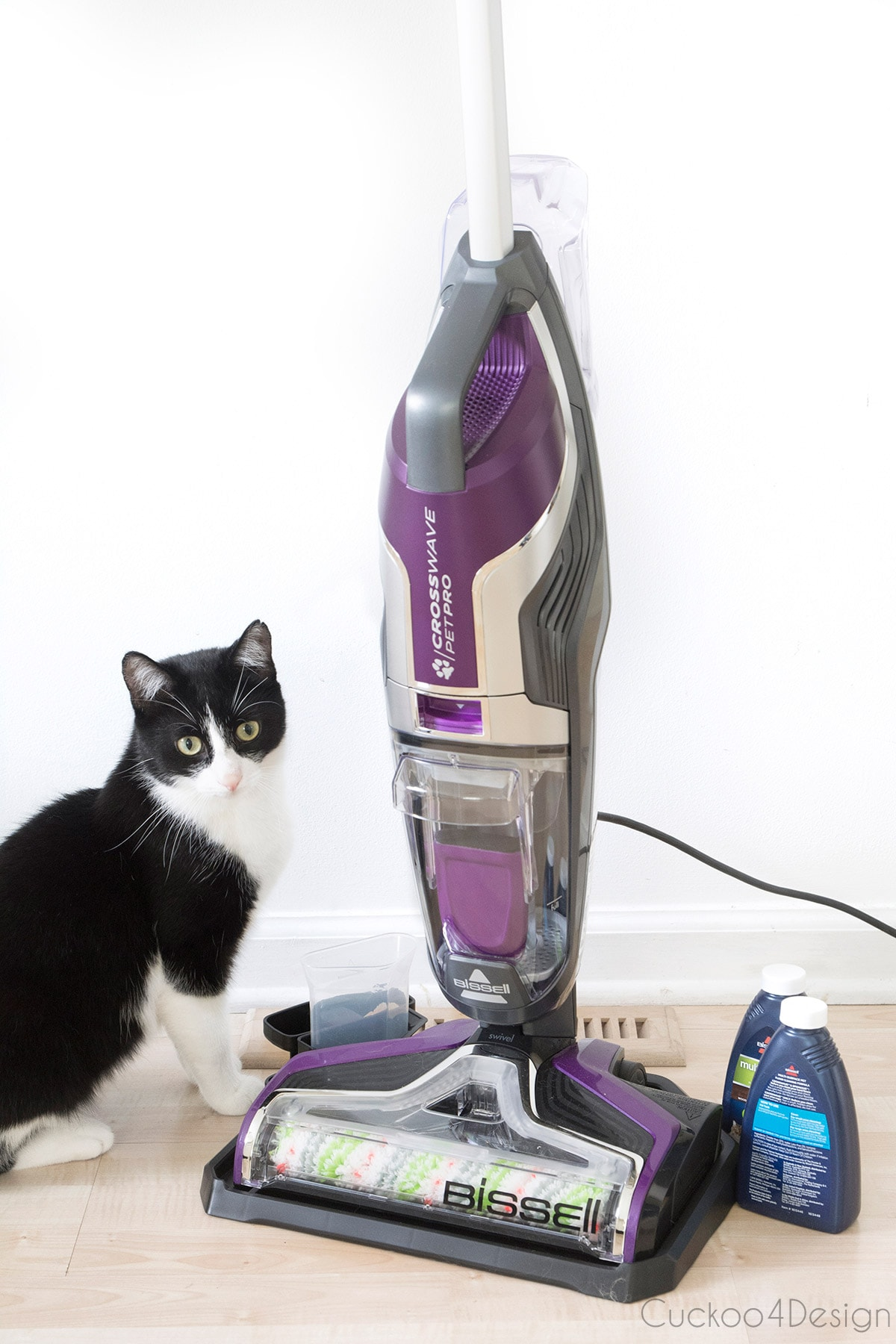 BISSELL CrossWave Pet Pro review