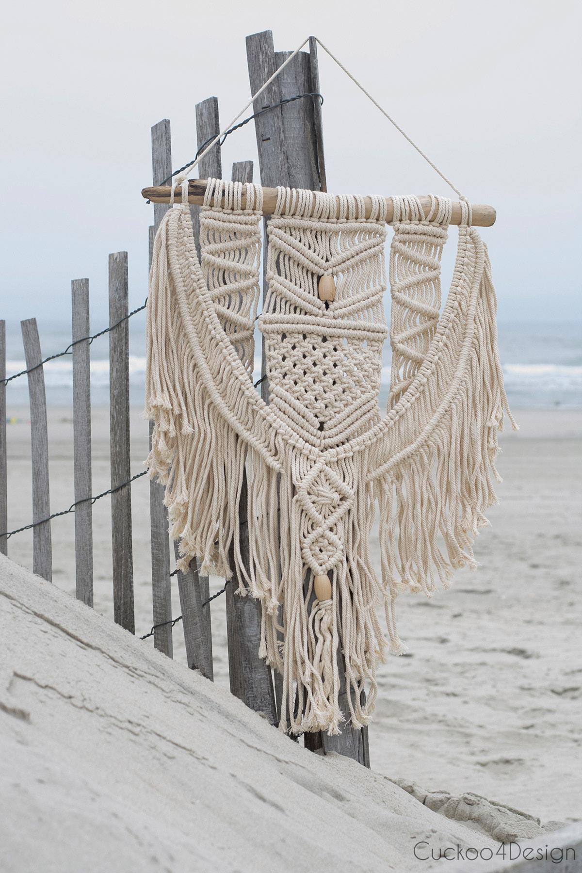 beach macrame