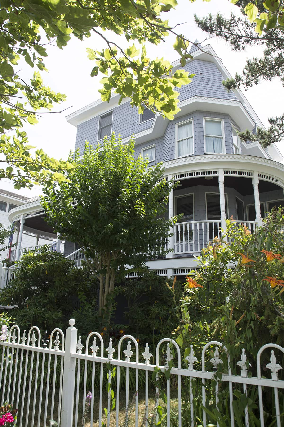 Stone Harbor Victorian home