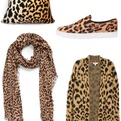 Braemore Jamil leopard print inspired favorites