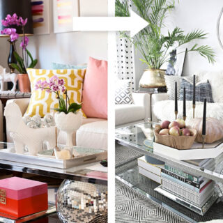 Changing your home decor style on a budget