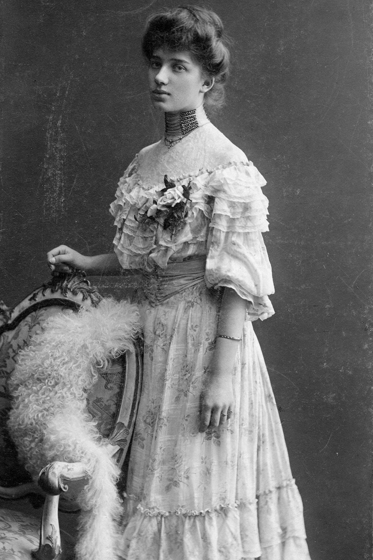 Margarethe E. Kaufmann (geborene Schlieben)