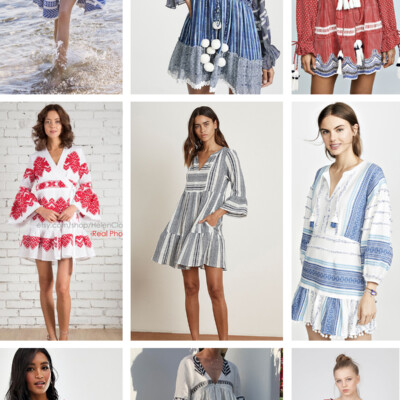 my favorite summer tunic dresses