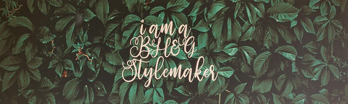 BHG StyleMaker Event 2019