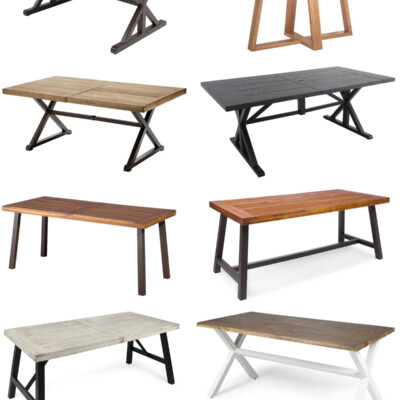 Cheap Patio Tables