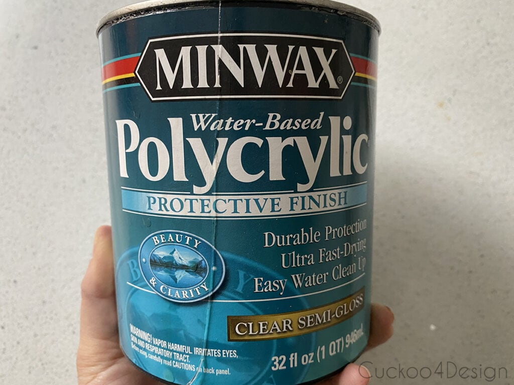 one quart of polycyclic