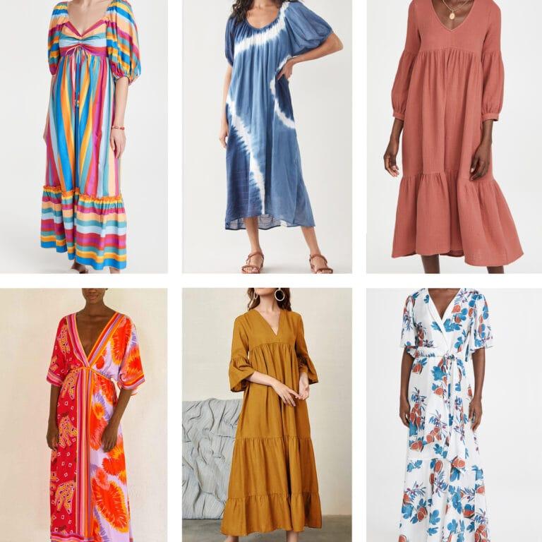 My Favorite Casual Summer Maxi Dresses
