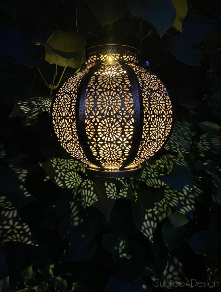 My favorite decorative outdoor solar lights